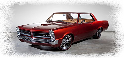 Price comparison product image soft cloth 1965 Pontiac GTO Hardtop Mouse Pad Mousepad Classic Vintage Old Cars Hot Rods Speed Computer Desktop Supplies