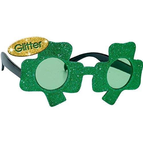 St. Patrick's Day Glitter Sunglasses 5 - Eyeglass Factory Outlet