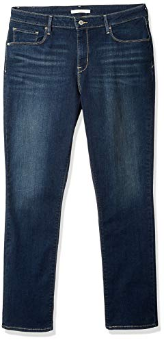 Levi's Women's Classic Mid Rise Skinny Jeans, Glowing Out Pair, 29 Short