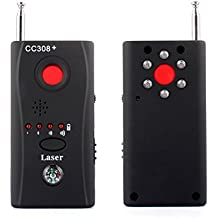 PANNOVO Anti-spy Signal Detector Hidden Camera RF Signal Detector GSM Device Finder