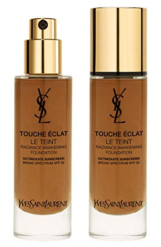 Yves Saint Laurent Touche Eclat Le Teint Radiance Awakening Foundation SPF 22 - Chocolate