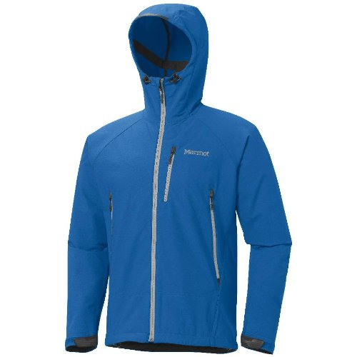 Marmot Herren Up Track Jacket, Vapor Blue, M, 70470-2645-4