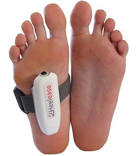 Heelease Plantar Fasciitis Heel Pain Relief Personal Portable Massager