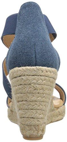 Cordani Womens Enright Espadrille Wedge Sandal Jeansblå