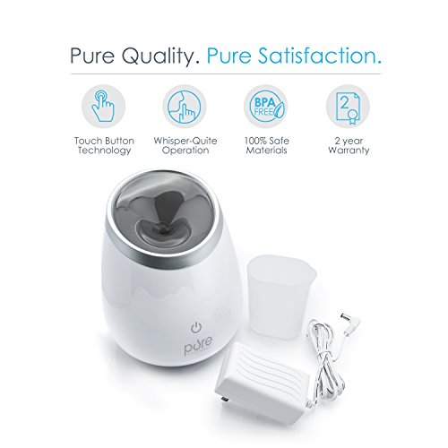 Ultrasonic Oil Diffuser ~ Purespa deluxe ultrasonic aromatherapy oil diffuser — high