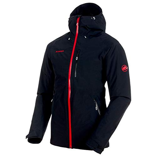 Mammut 1010-24830 Men's Runbold HS Thermo Hooded Jacket, Black - L from Mammut