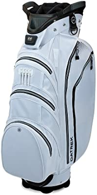 9a0e348b3afb Datrek Lite Rider Golf Bag - White Black