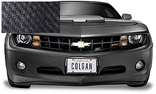 Covercraft BC4069CF Black Carbon Fiber Colgan Original Front End Bra