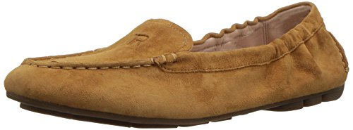 Taryn Rose Women's Kristine Driving Style Loafer Brown