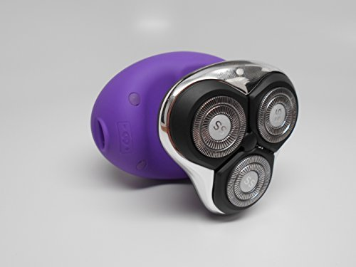 Butterfly Pro Shaver Purple 3h by Skull Shaver by Skull Shaver