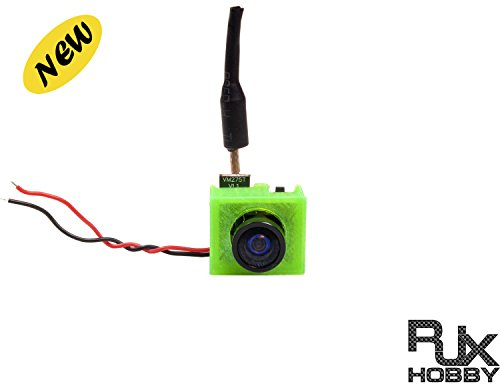 RJXHOBBY RJX FPV Micro AIO Camera 5.8G 40CH 25mW Transmitter for FPV Drone Quadcopter