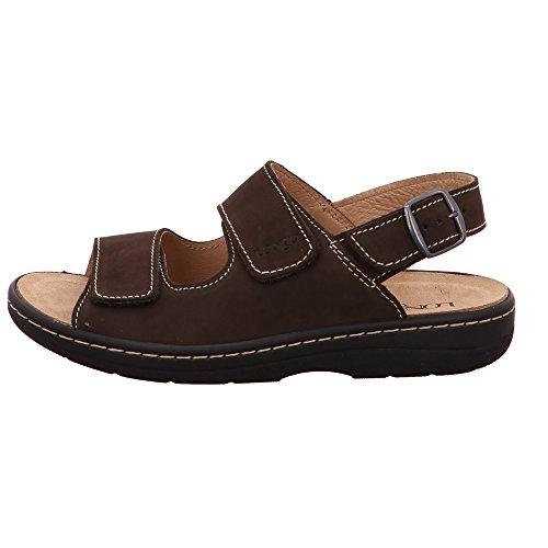 Sandale 1006511 LONGO Offene 1006511 Braun Herren Braun 351384 E76Uq1