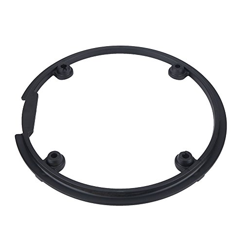 Chain Guard Protector, Black Plastic Chain Wheel Crankset Cover for Mountain Bike by VGEBY (Image #7)