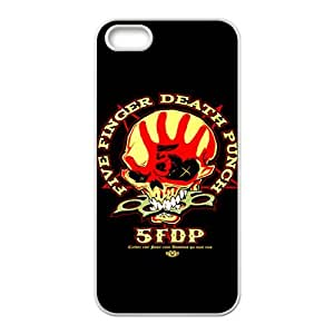 More Like Five Finger Death Punch Phone Case For Ipod Touch 5 Cover