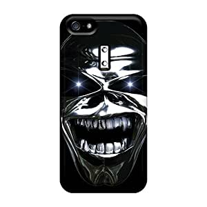 PhilHolmes Iphone 5/5s Perfect Hard Cell-phone Case Allow Personal Design Vivid Iron Maiden Series [upx14123AbCR]