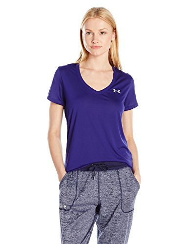 Under Armour Women's Tech V Neck