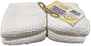 product image for 100% Cotton Kitchen Towels - White