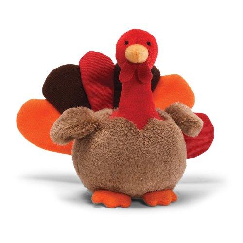 Gund Fun Thanksgiving Gobbles Sound 5