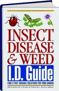 Insect, Disease & Weed Id Guide: Find-It-Fast Organic Solutions for Your Garden by Brand: Rodale Pr