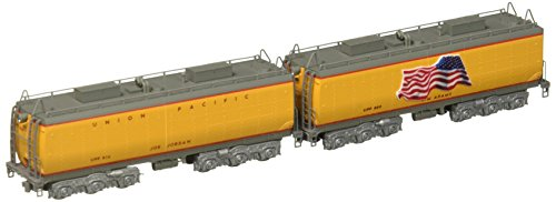 Kato USA Model Train Products N Scale Union Pacific Water Tender 2-Car Set