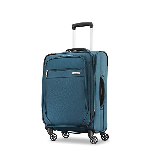 (Samsonite Carry-On 20, Teal)