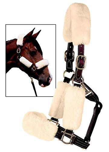 Weaver Leather FLEECE 4 PIECE HALTER TUBE SET