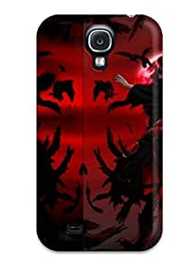 Galaxy S4 Case Cover With Shock Absorbent Protective Ffechgg713rZBFd Case