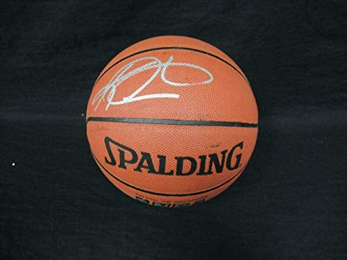 Karl Malone Autographed Signed Memorabilia NBA Official Spalding Basketball Auto - PSA/DNA Authentic ()