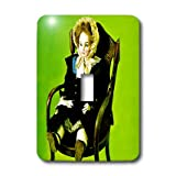 pics of bru - 3dRose LLC lsp_732_1 French Bru Doll, Single Toggle Switch