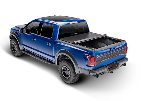 Extang 54721 Revolution Roll-up Tonneau Cover - fits Super Duty Short Bed (6 1/2 ft) 08-16 (with optional step gate only) - Optional Vinyl Cover