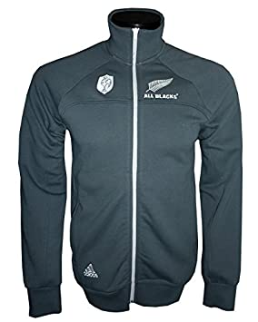 Adidas Francia de rugby All Blacks-Chaqueta de manga larga para ...