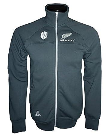Adidas Francia de rugby All Blacks-Chaqueta de manga larga para ...