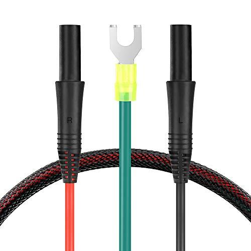 BougeRV Generator Parallel Cables for Honda Generator Apply to Honda EU2200i EU2200IC EU1000i EU2000i EU2000i Companion EU3000i ()