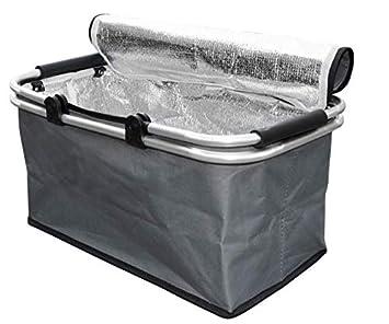 Caja ISO-termica Resistente Porta Alimentos con Marco y Forro de Aluminio MY Thermo Basket TO ...