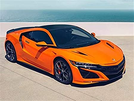 2016 ACURA NSX SUPERCAR 0042 Photo Poster Print Art * All Sizes Car Poster
