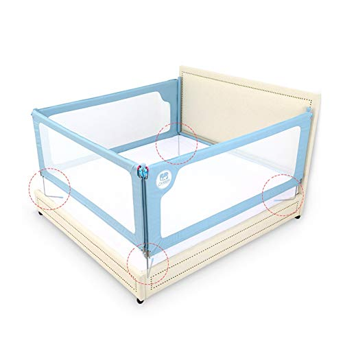 Baby Guardrail Vertical Lifting Toddlers Guardrail for Bed,