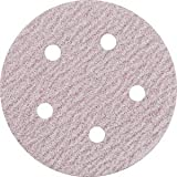 5'' 35435 Aluminum Oxide Very Fine 220-Grit B-Weight Finishing Disc, (Each of 50)