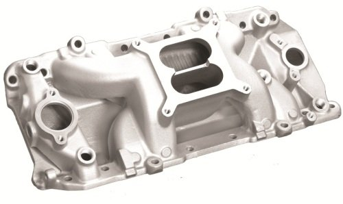 Professional Products 53026 Crosswind Satin Manifold for Big Block Chevy