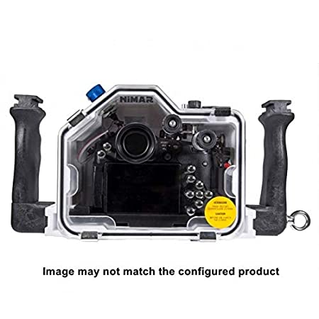 Amazon.com: Nimar sumergible para DSLR Canon EOS 1300d/T6 ...