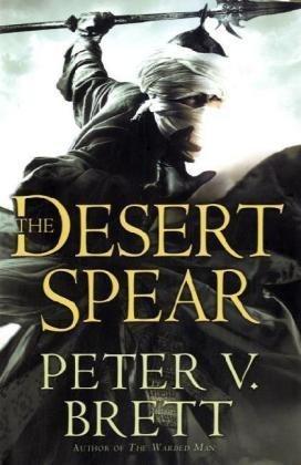 The Desert Spear By Peter V. Brett Text fb2 ebook