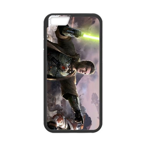 Star Wars The Old Republic 11 coque iPhone 6 4.7 Inch cellulaire cas coque de téléphone cas téléphone cellulaire noir couvercle EEECBCAAN00423