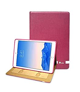 Apple Ipad Air 2 9.7 Inch Mikki Terse Leather Case Cover - Pink