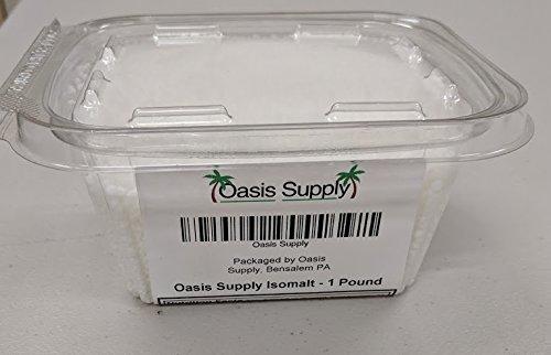 Oasis Supply Isomalt Crystals (1 Pound)