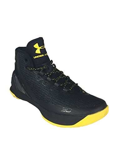 ASW Men's Under Black Shoe Curry Armour Yellow Basketball 3 Camo xIq1Pq4