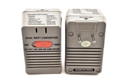 Simran SM 1650 Converter 50Watt Voltage