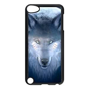 Creative Phone Case wolf For Ipod Touch 5 A567878