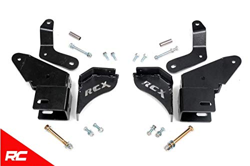 - Rough Country Control Arm Drop/Relocation Kit Compatible w/ 1984-2001 Jeep Cherokee XJ w/ 4