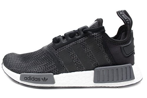outlet store b23de e6c0f Adidas NMD R1 Mens In Core Black/Carbon by, 11 - Import It All