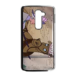 LG G2 Phone Case Black The Aristocats Frou Frou WF4154572