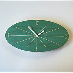 Oval Classic Wall Clock